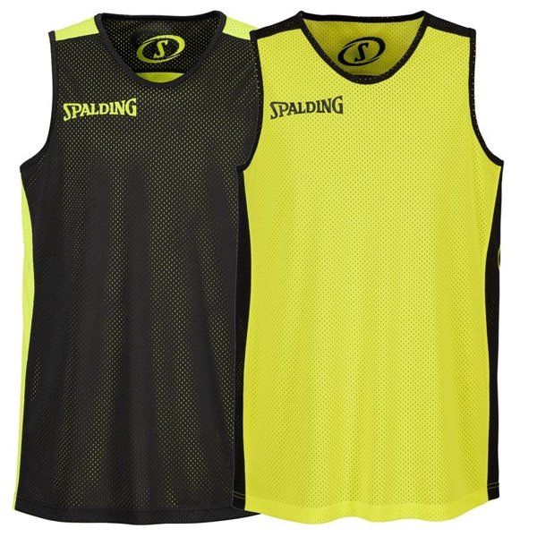 Picture of Essential Reversible Black/Neon Yellow