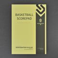 Picture of Single Traditional/Running Basketball Scorepad