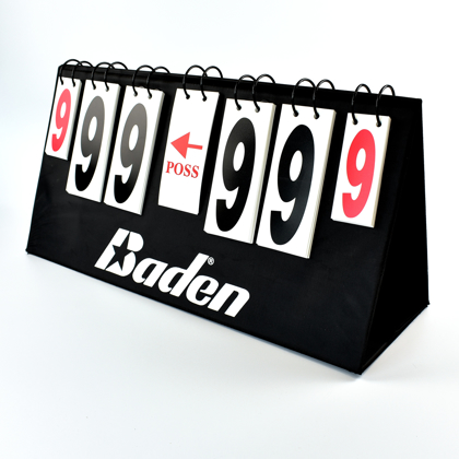 Picture of Baden Flip Over Table Top Scorer