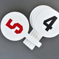 Picture of Basketball Foul Marker Set