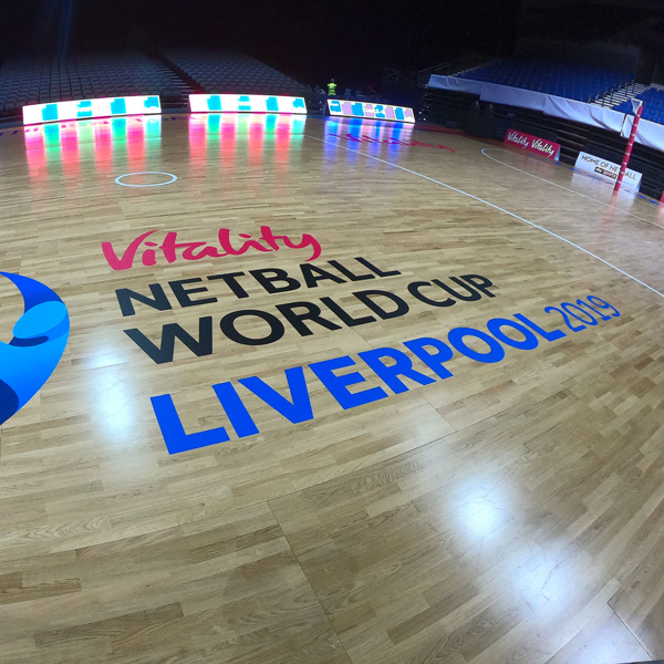 Picture of Dynamik Haro Rome 20 Sprung Netball Floor