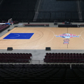 Picture of Roll-out Wood Effect Basketball Floor