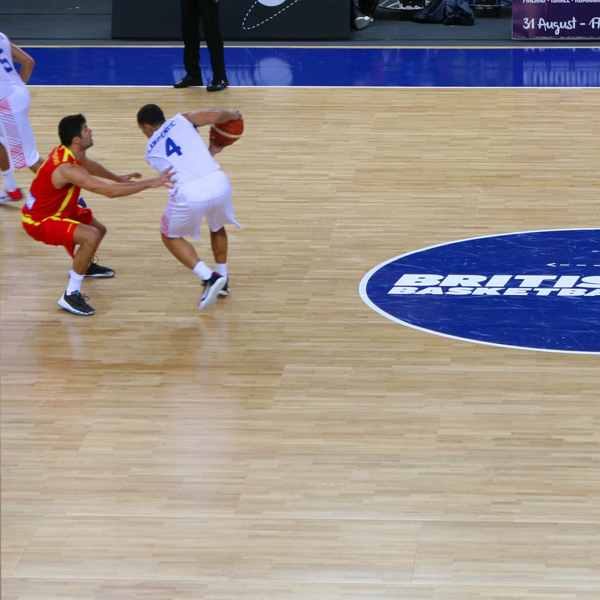 Picture of Dynamik Haro Rome 20 Sprung Basketball Floor