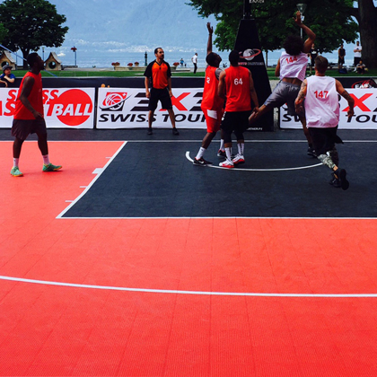 Picture of Outdoor Sports Court