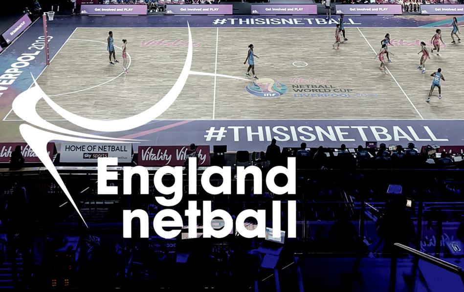 England Netball Partner