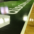 Picture of Sponsor and Event Floor Decals