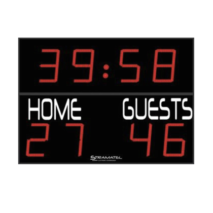 Picture of FRC Outdoor Scoreboard
