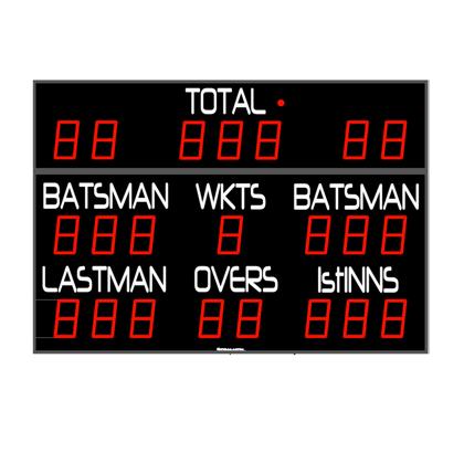 Picture of FCF Cricket Scoreboard