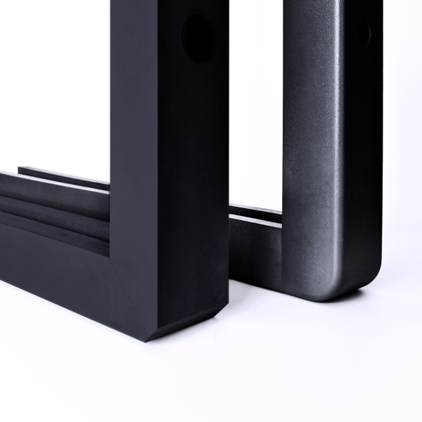 Picture of Black Backboard padding