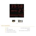 Picture of FRC Alpha 8C Scoreboard