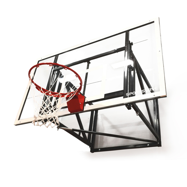 Picture of Height-Adjustable Basketball Unit