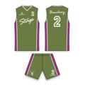 Picture of Pro Team Men's Basketball Uniform