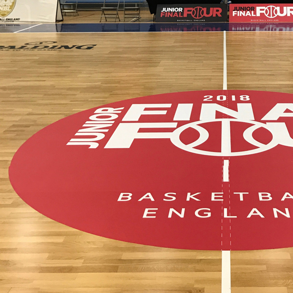 Picture of Basketball Centre Circle